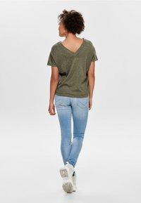 ONLY - Jeans Skinny Fit - light blue denim - 2