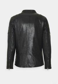 Pepe Jeans - DONNIE - Skinnjacka - black - 1