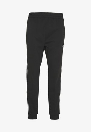 WOR PANT - Tracksuit bottoms - black