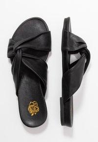 Apple of Eden - KAMILE - Pantofle - black - 3