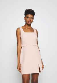 Fashion Union - CHELSEA - Day dress - baby pink - 0