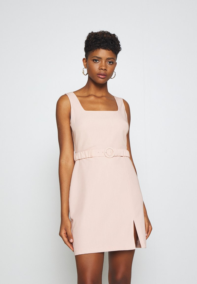 Fashion Union - CHELSEA - Day dress - baby pink