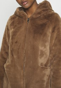 ONLY - ONLMALOU - Classic coat - toasted coconut - 6