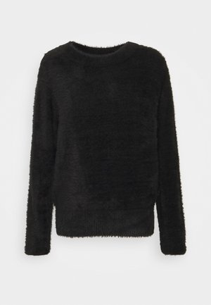 NMJESS O NECK - Jumper - black