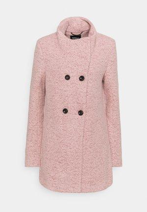 ONLNEWSOPHIA COAT - Short coat - burlwood melange