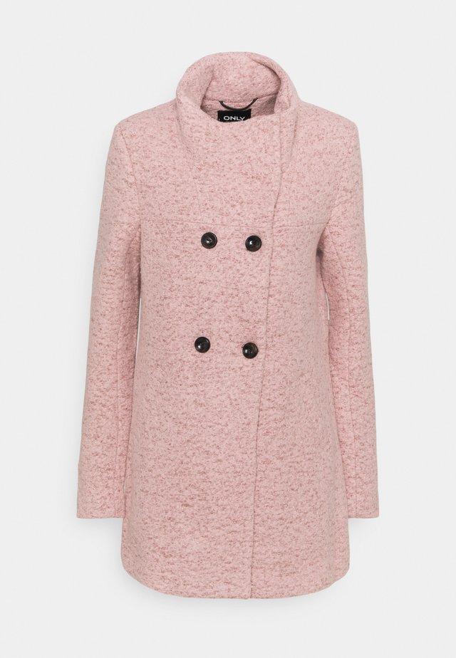 ONLNEWSOPHIA COAT - Zimní kabát - burlwood melange