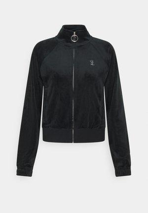 TANYA - Sweatjakke /Træningstrøjer - black