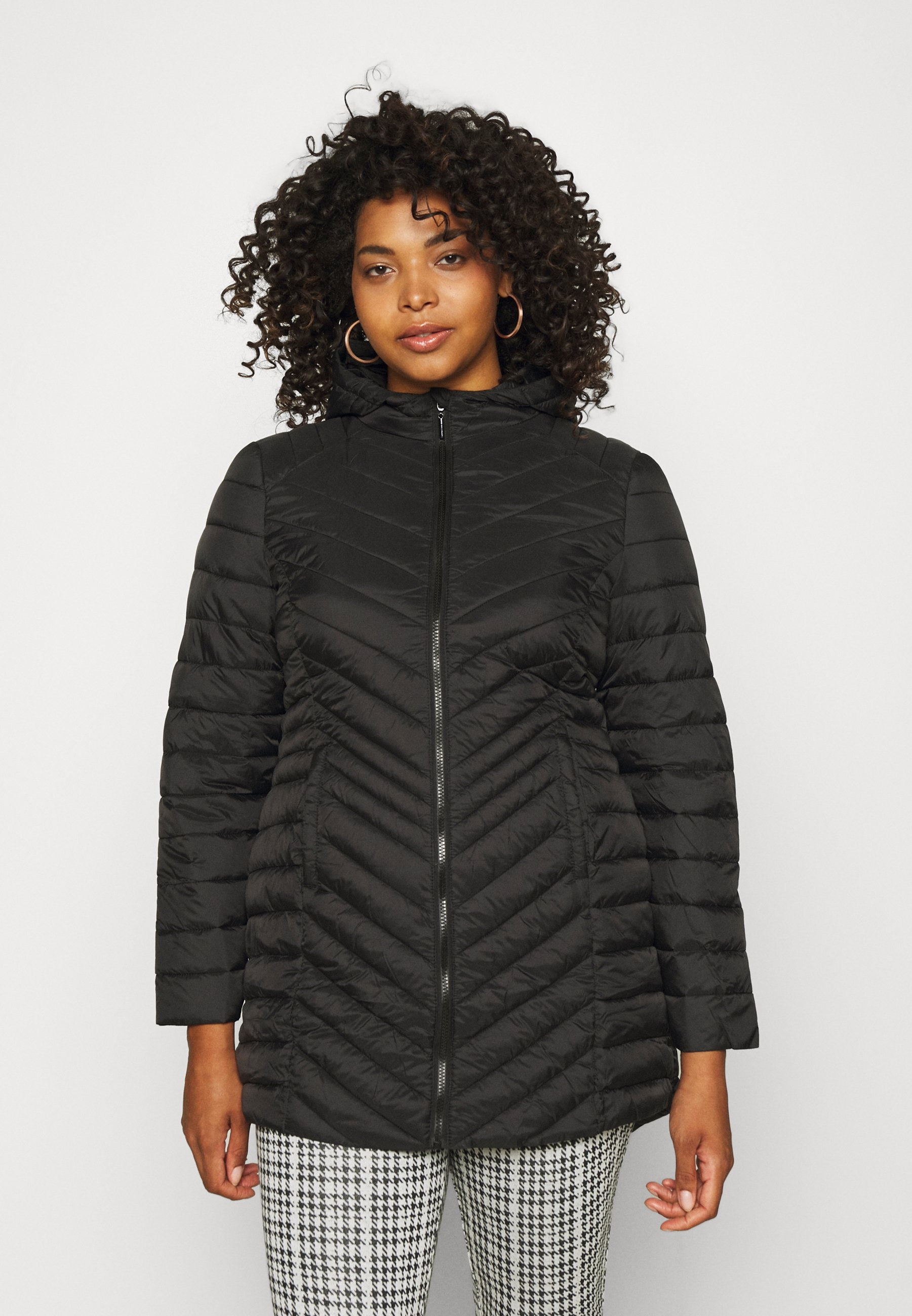 Donna LIGHTWEIGHT PADDED JACKET - Cappotto corto