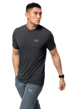 Basic T-shirt - phantom