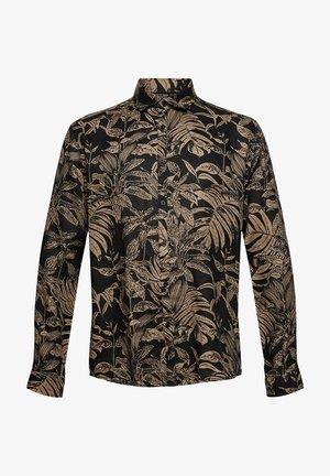 MIT BOTANIK-PRINT - Skjorter - black