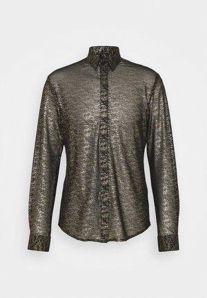 HERBIN - Shirt - black/gold