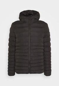 Good For Nothing - LOFTON PUFFER - Light jacket - black - 4