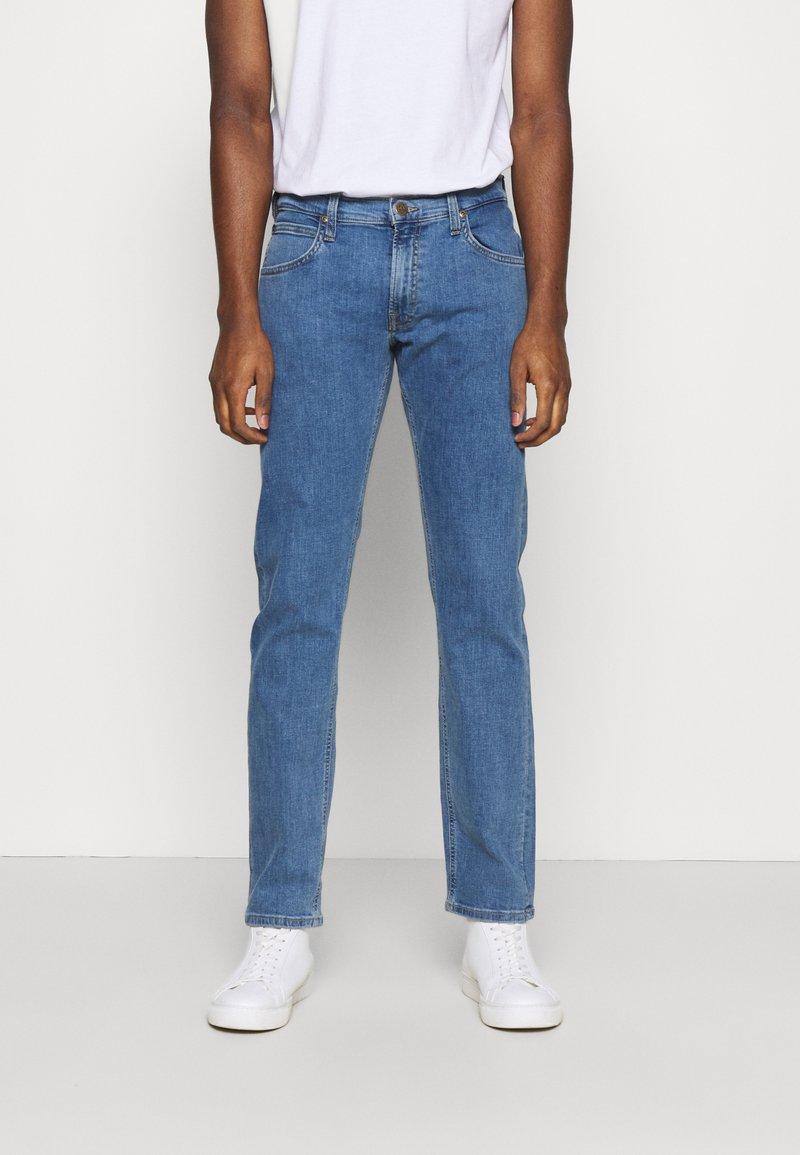 Lee - DAREN ZIP FLY - Jeans straight leg - light stone