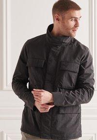 Superdry - Summer jacket - black - 1