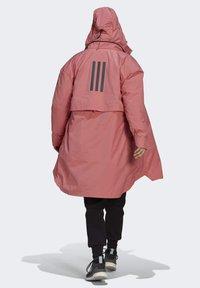 adidas Performance - MYSHELTER 4IN1 - Parka - pink - 2