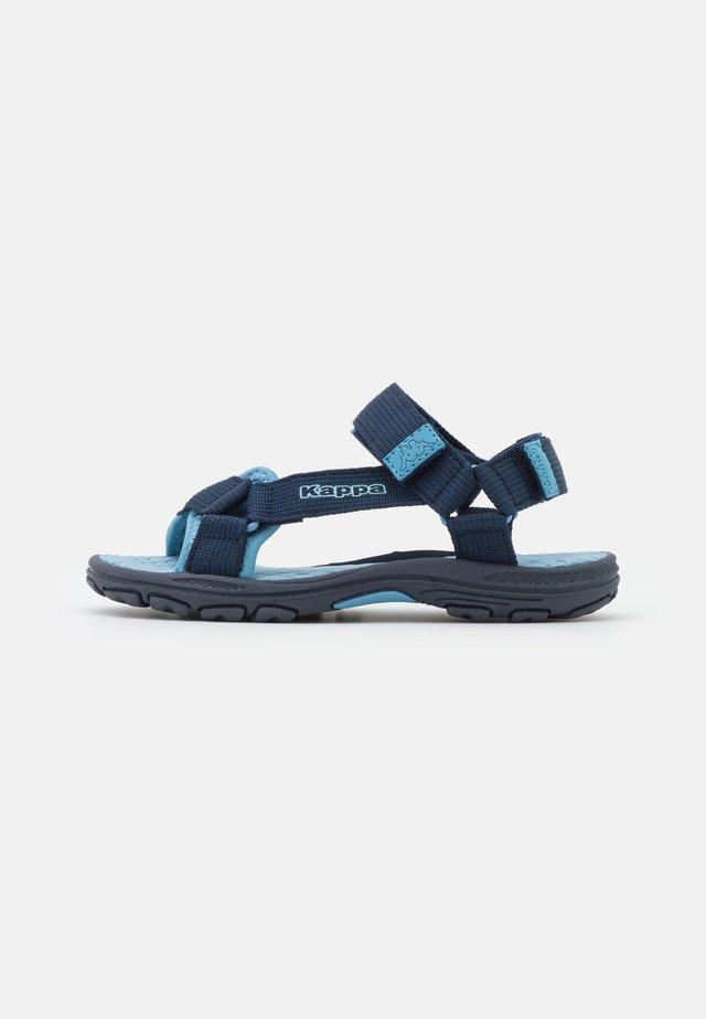 UNISEX - Chodecké sandály - navy/mid blue