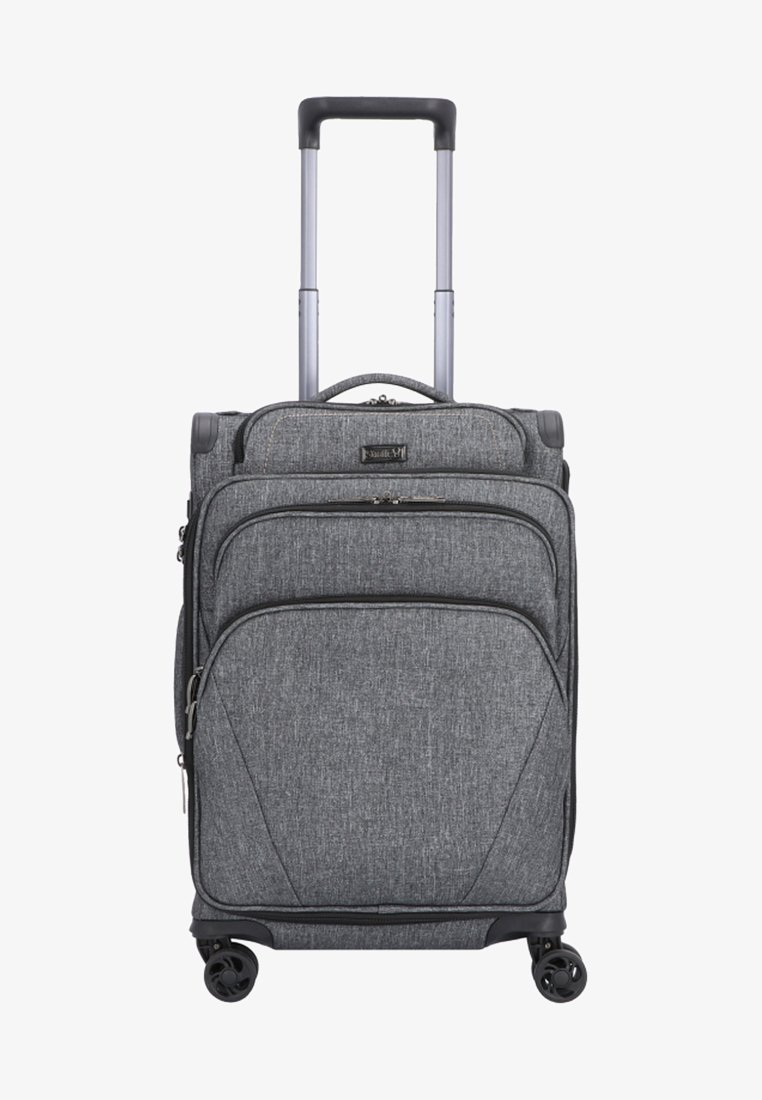 Stratic - Wheeled suitcase - gray