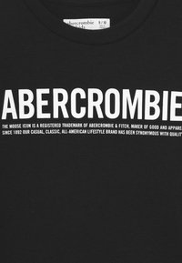 Abercrombie & Fitch - LOGO - Long sleeved top - black - 2