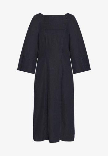 HANG ON DRESS - Denní šaty - dark navy