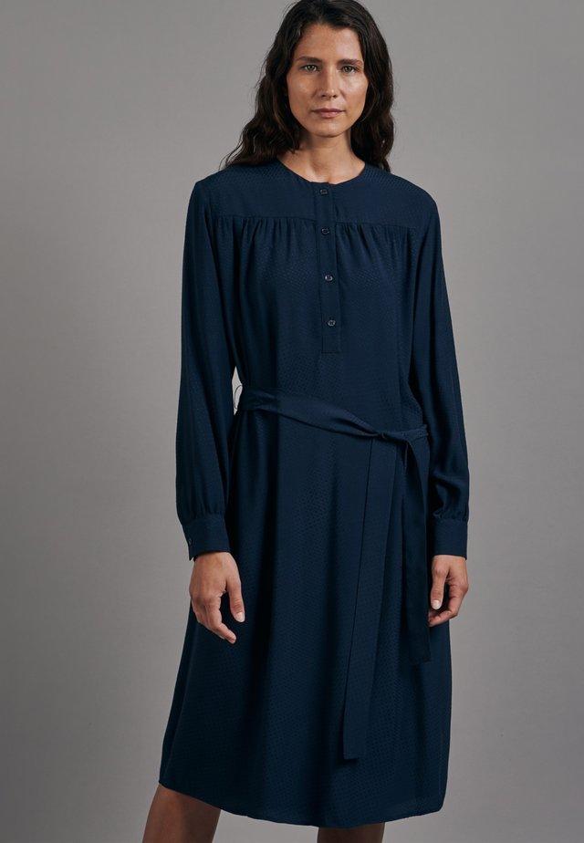 Sukienka letnia - dunkelblau