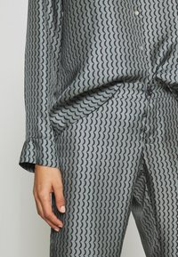 ASCENO - THE ANTIBES - Pantaloni del pigiama - agave wave - 4