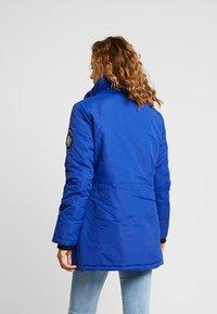 Superdry - ASHLEY EVEREST - Winter coat - cobalt - 3