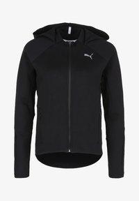 EVOSTRIPE - Training jacket - black