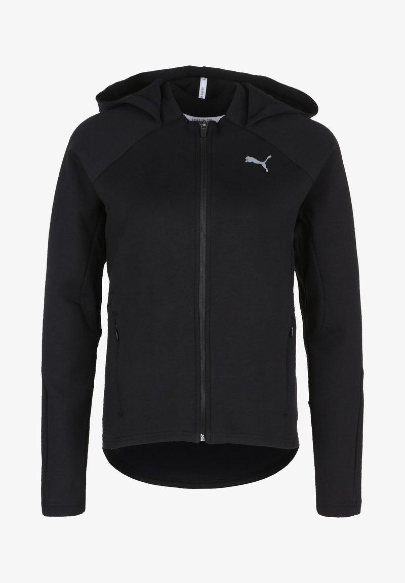 Puma - EVOSTRIPE - Training jacket - black