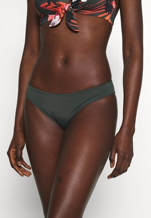 HIPSTER BRIEF REVERSIBLE - Bikini bottoms - green