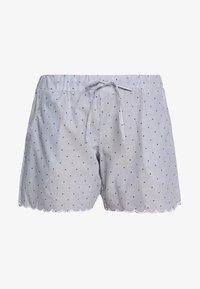 Esprit - CORRIE - Pyjamasbukse - blue lavender - 4