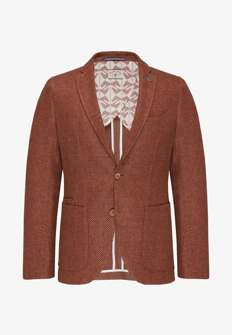 CG – Club of Gents - CG CASEY SV - Blazer jacket - red mottled