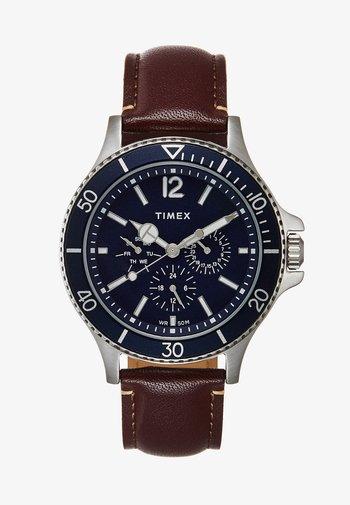 HARBORSIDE MULTI - Watch - brown