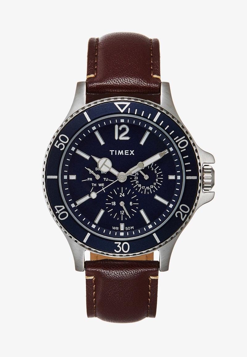 Timex - HARBORSIDE MULTI - Watch - brown