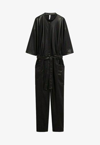 SEUL - Jumpsuit - schwarz