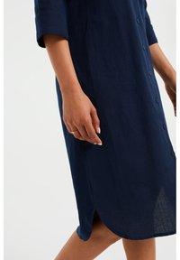 WE Fashion - Shirt dress - dark blue - 3