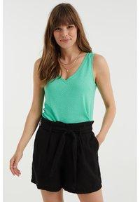 WE Fashion - Top - bright green - 0