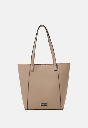 Bolso shopping - nude