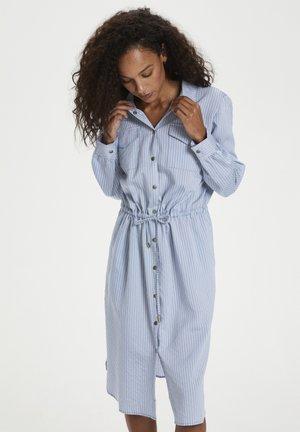 GABRIELLA  - Shirt dress - chambray stripe