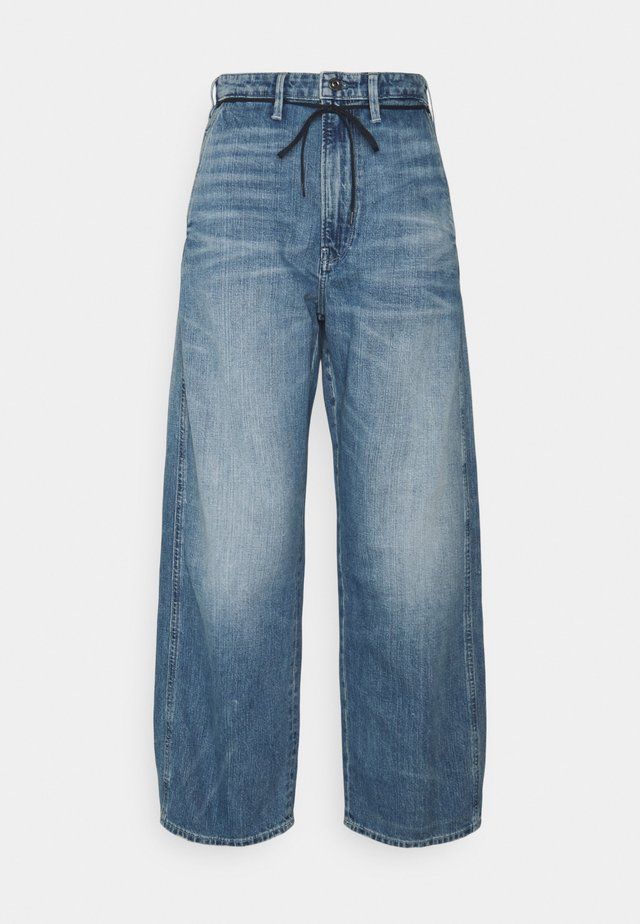 LINTELL HIGH DAD - Džíny Relaxed Fit - faded tide