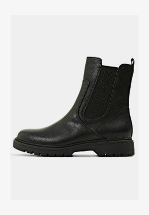 LOGO - Ankle boots - black