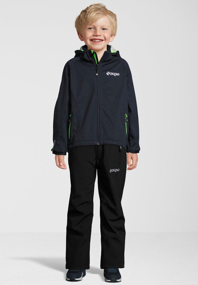 ZIGZAG - GRAND LAKE W-PRO  - Light jacket - dark navy