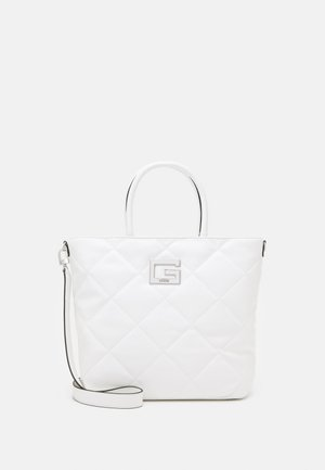 BRIGHTSIDE TOTE - Handbag - white