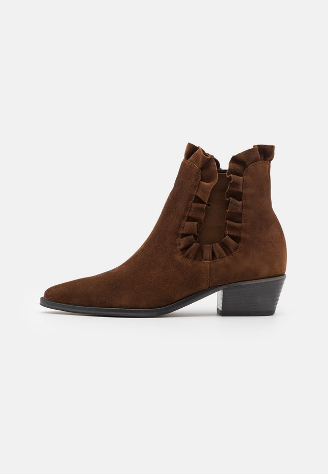 EVE - Ankle boots - tan