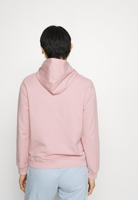 Anna Field - Basic loose hoodie with gold trim - Hoodie - pink - 2