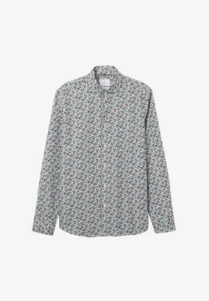 BAKER PRINT  - Skjorta - light grey mel