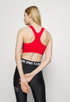 BRA LEGACY - Medium support sports bra - red