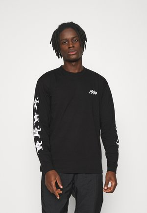 NINJA TUNE - Long sleeved top - black
