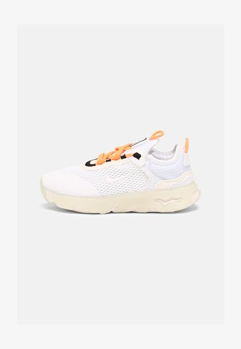 RT LIVE UNISEX - Sneakers laag - atomic orange/white sail/light armory blue