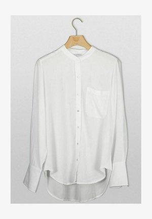 Button-down blouse - 2000 white