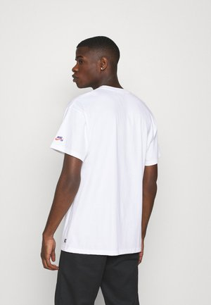 TEE ESSENTIAL UNISEX - Basic T-shirt - white